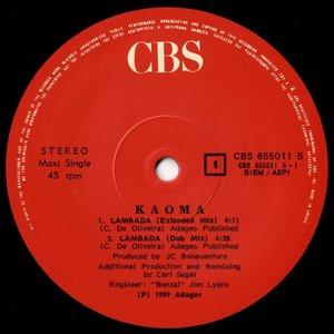 Image for 'Lambada - 4 Special Remixes'