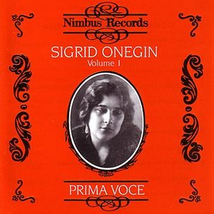 Image for 'Prima Voce: Onegin Volume 1'