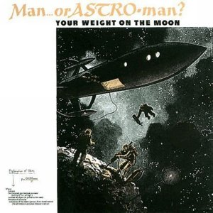 Image for 'Your Weight On The Moon'