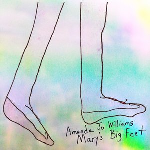 Image for 'Mary's Big Feet'