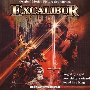 Image for 'Excalibur (Original Motion Picture Soundtrack) (Millenium Edition)'