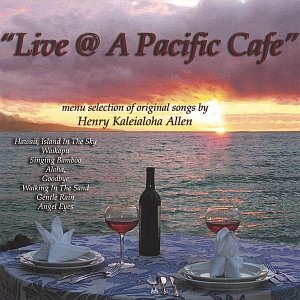 Image for 'Live @ A Pacific Cafe'