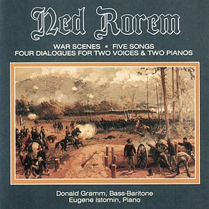 Image for 'Rorem: War Scenes / Four Dialogues'