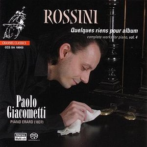 Image for 'Rossini: Complete Works For Piano, Vol. 4'
