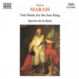 Image for 'MARAIS: Viol Music for the Sun King'