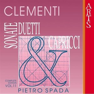 Image for 'Clementi: Sonate, Duetti & Capricci - Vol. 11'