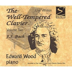 Image for 'Bach / The Well Tempered Clavier, Volume 2, 3-DISC COLLECTION'