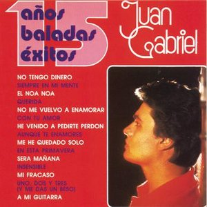 Image for '15 Años Baladas Exitos'