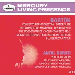 Image for 'Dorati conducts Bartók'