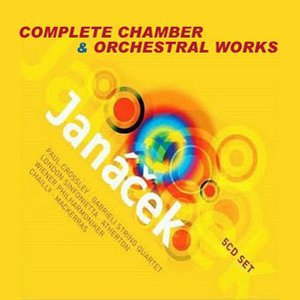Image for 'Complete Chamber & Orchestral Works'