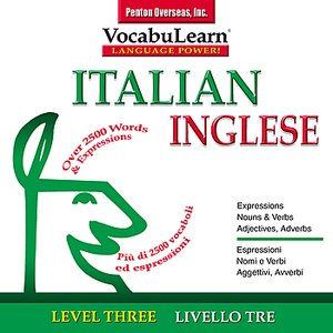 Image for 'Vocabulearn ® Italian - English Level 3'