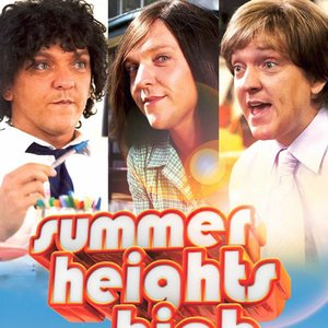 Image pour 'Summer Heights High (The Finale)'