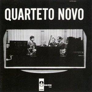 Bild för 'Quarteto novo'