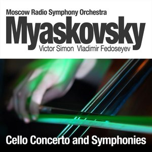 Image for 'Myaskovsky: Cello Concerto and Symphonies'