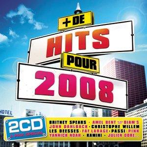 Image for '+ De Hits Pour 2008'