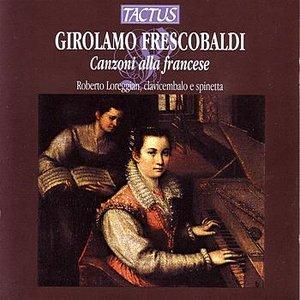 Image for 'Frescobaldi: Canzoni Alla Francese'