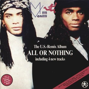 Image for 'All or Nothing: The U.S. Remix Album'