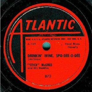 Image for 'Drinkin' Wine Spo-De-O-Dee'