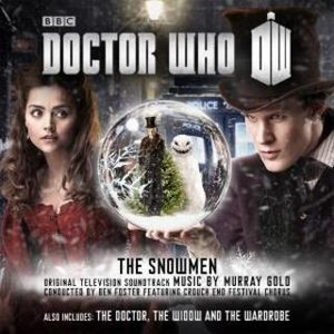 Immagine per 'Doctor Who: The Snowmen / The Doctor, The Widow And The Wardrobe (Original Television Soundtrack)'