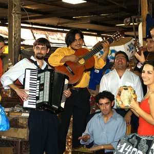 Image for 'Los Trukeros'