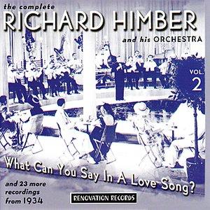 Imagen de 'The Complete Richard Himber Vol. 2 (1934)'