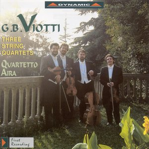Image for 'Viotti: String Quartets Nos. 1-3'