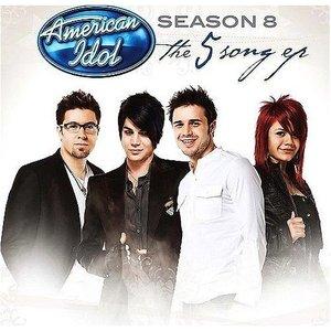 Image for 'American Idol - Season 8: The 5 Song EP'