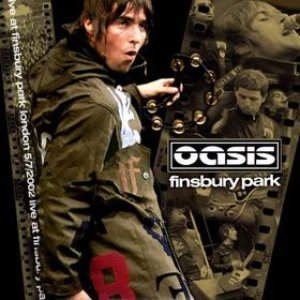 Image for 'Live Finsbury Park'