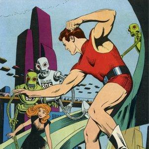 Bild för 'Die Roboter'