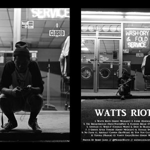 Image for 'Watts Riots'