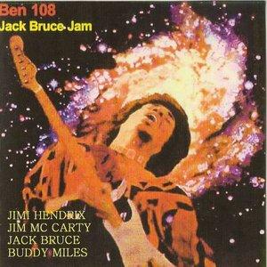 Image for 'Jimi Hendrix & Jack Bruce'