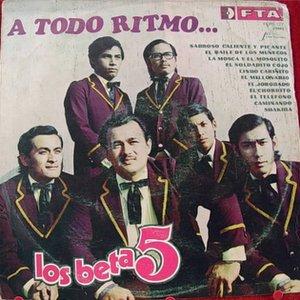 Image for 'Los Beta 5'