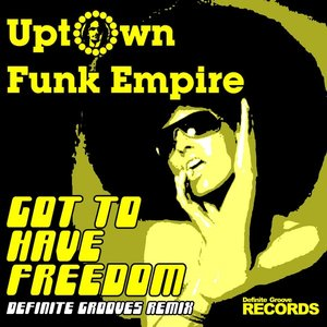 Image for 'Got to Have Freedom (Definite Grooves Remix)'