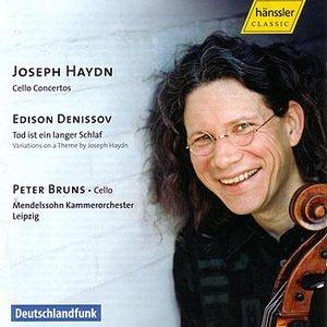 Image for 'Haydn: Cello Concertos, Denissov: Tod ist ein langer Schlaf'
