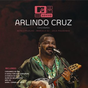 Image pour 'MTV ao Vivo: Arlindo Cruz, Vol. 2'
