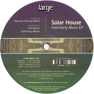 Image for 'Harmony Blues EP'