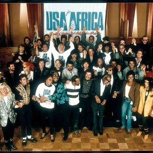 Immagine per 'USA for Africa'