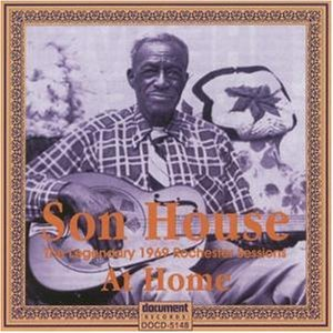 Image for 'Son House - At Home - Rochester 1969'