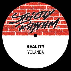 """""""Yolanda""""的封面"""