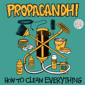 Immagine per 'How to Clean Everything'