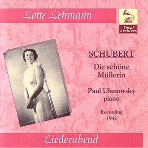 Image for 'Schubert: Die Schone Mullerin'