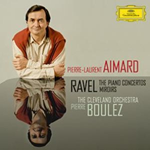 Image for 'Ravel: The Piano Concertos; Miroirs'
