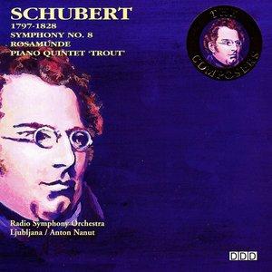 Image for 'Schubert: Symphony No. 8 - Rosamunde - Piano Quintet 'Trout''