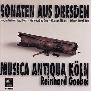 Imagem de 'Ziani, Furchhenim, Thieme, Fux: Sonaten aus Dresden'