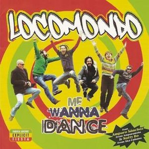 Image for 'Me Wanna Dance'