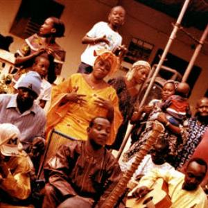 Toumani Diabaté's Symmetric Orchestra Chords