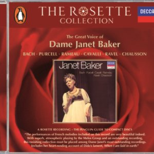 Image for 'Bach/Purcell/Rameau/Cavalli/Ravel/Chausson - Janet Baker'