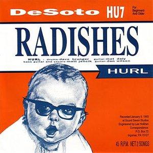 Image pour 'Radishes b/w Positronic Ray'