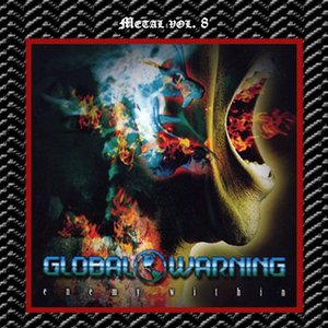 Image for 'Metal Vol. 08: Global Warning-Enemy Within'