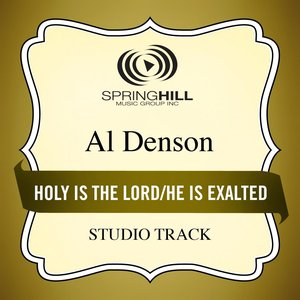 Image for 'Holy Is the Lord / He Is Exalted (Medley) [Studio Track]'